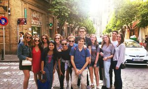 Group trips to Spain